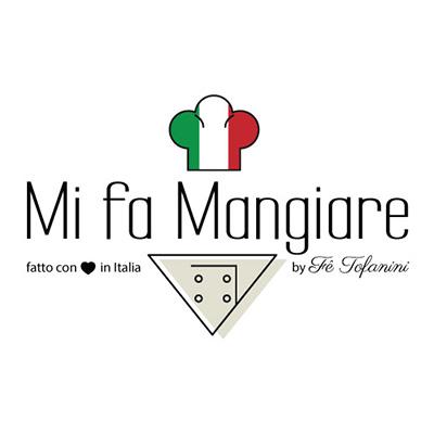 Logo Mi Fa Mangiare by WebPriuli