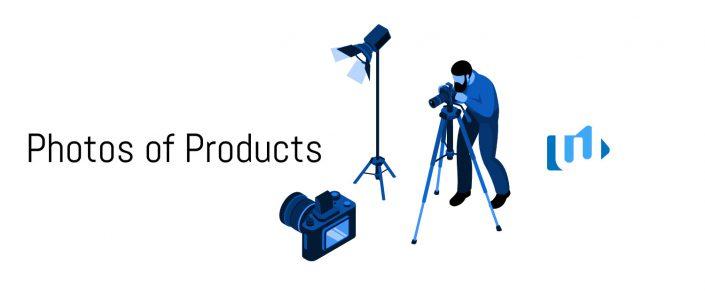 Photos of Products Portfolio WebPriuli