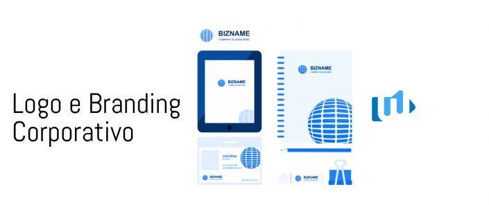 Logo e Branding Corporativo Portfolio WebPriuli
