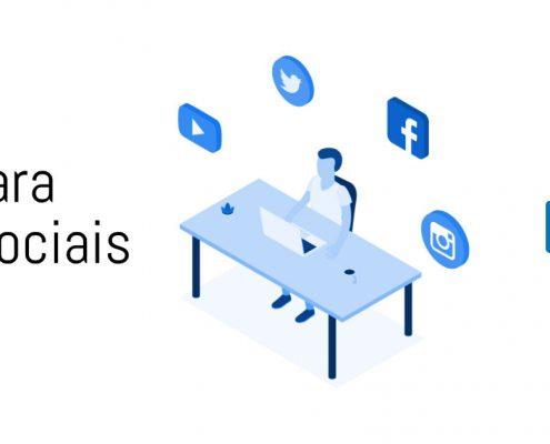 Posts para Redes Sociais Portfolio WebPriuli